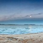 Tanilba Bay - Sunset point by Michael Howard