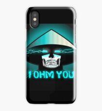 Mortal Kombat X Raiden: I OHM YOU. iPhone Case/Skin