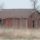 The Old Red Barn by Dave & Trena Puckett