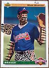 149 - Mark Wohlers by Foob's Baseball Cards