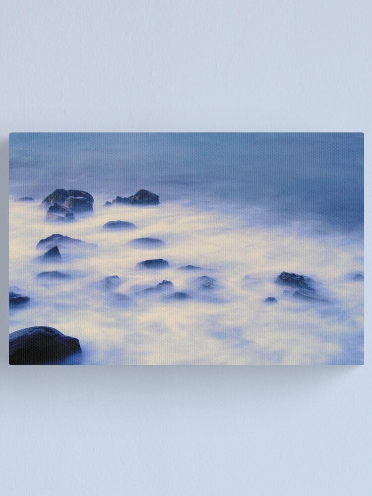 Alternate view of Swoosh 2 Canvas Print