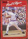 161- Paul Kilgus by Foob's Baseball Cards