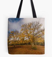 Autumnal Ash Tote Bag