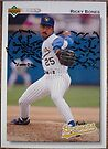 163 - Ricky Bones by Foob's Baseball Cards