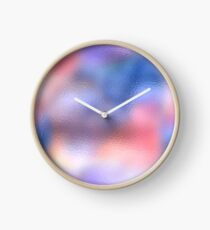 Iridescent Summer Clock