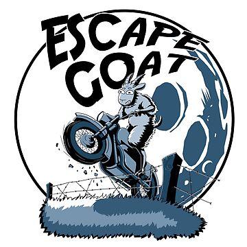 Escape Goat by logan-niblock