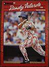 177 - Randy Velarde by Foob's Baseball Cards