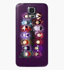 Villains Case/Skin for Samsung Galaxy