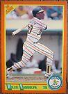 183 - Willie Randolph by Foob's Baseball Cards