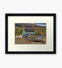 Ashore Framed Print