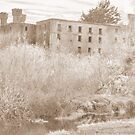 THE OLD MILL by TIMKIELY