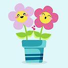 «Amantes de Kawaii Spring» de EuGeniaArt
