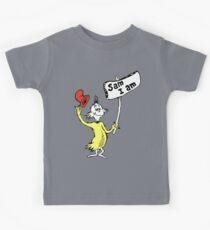 Dr Seuss Sam I Am Kids Tee