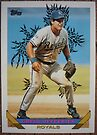 188 - Gregg Jefferies by Foob's Baseball Cards