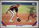 195 - Juan Guerrero by Foob's Baseball Cards