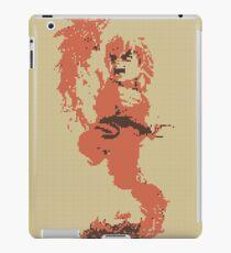 80's Ken Shoryuken Street Fighter iPad Case/Skin