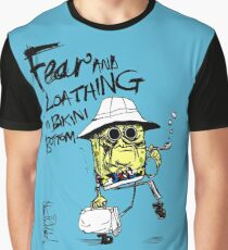 Fear and Loathing in Bikini Bottom Graphic T-Shirt