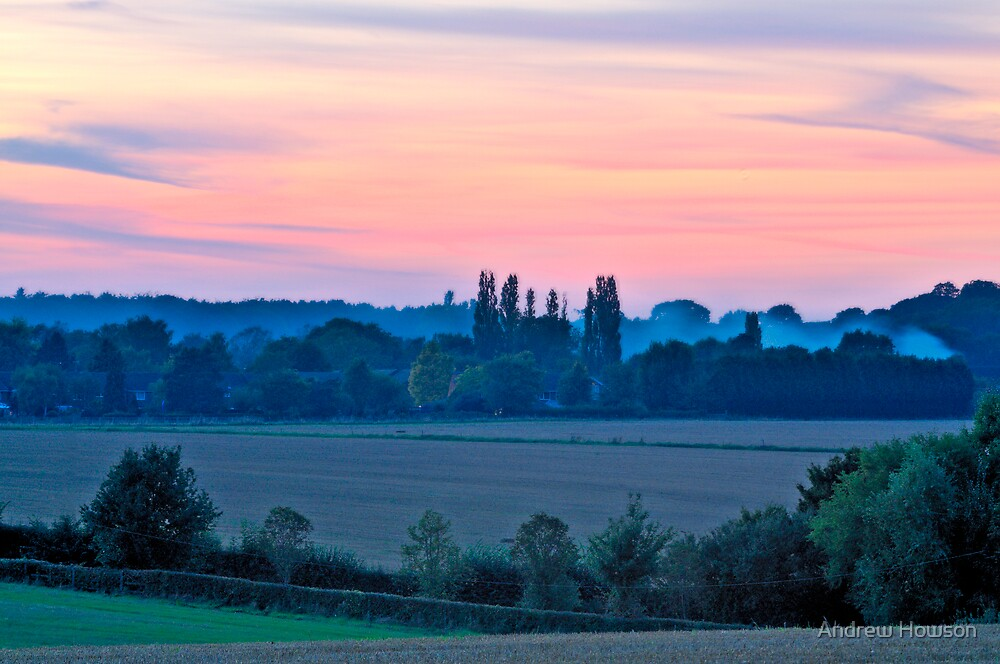 Tewin view by Andrew Howson
