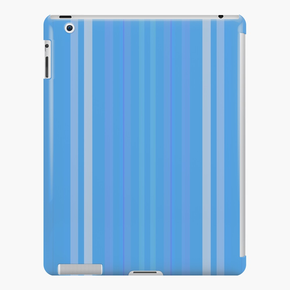 Forget Me Not Blue iPad Case & Skin