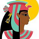 Serqet/Serket/Selket/Selcis Egyptian Goddess  by maroondawta
