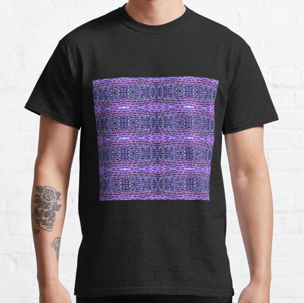 Pigments in Petals- Australian native violet Classic T-Shirt
