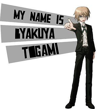 byakuya togami by 8BitAngel