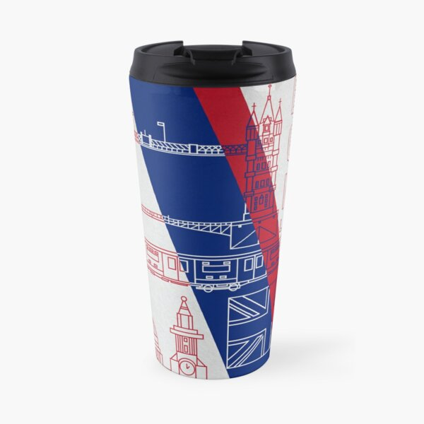 London England Travel Mug