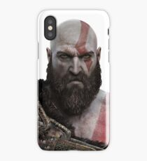 Kratos iPhone Case/Skin