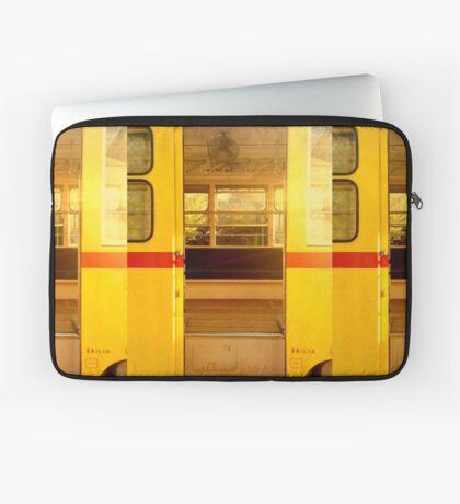 Old Tokyo Bus Laptop Sleeve
