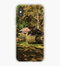 Autumn At The Farm iPhone Case