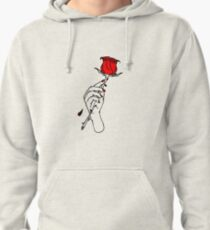 Lil Peep Red Rose Pullover Hoodie