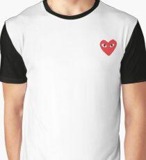 Comme des Garçons Graphic T-Shirt