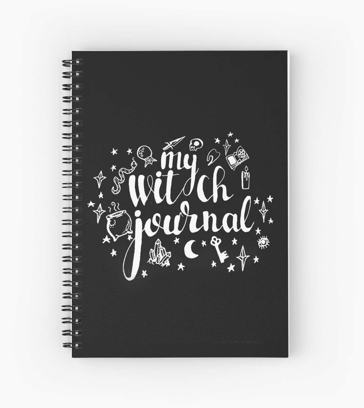MY WITCH JOURNAL by WYCH-ELMM