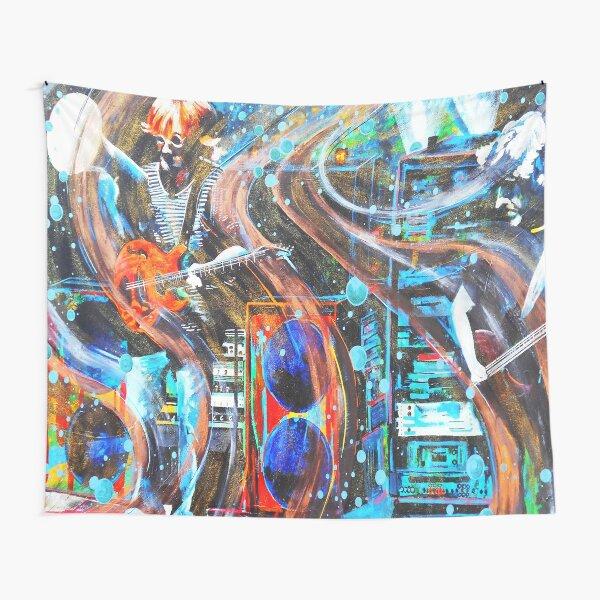 I Can Make You Slip - Design 1 Tapestry