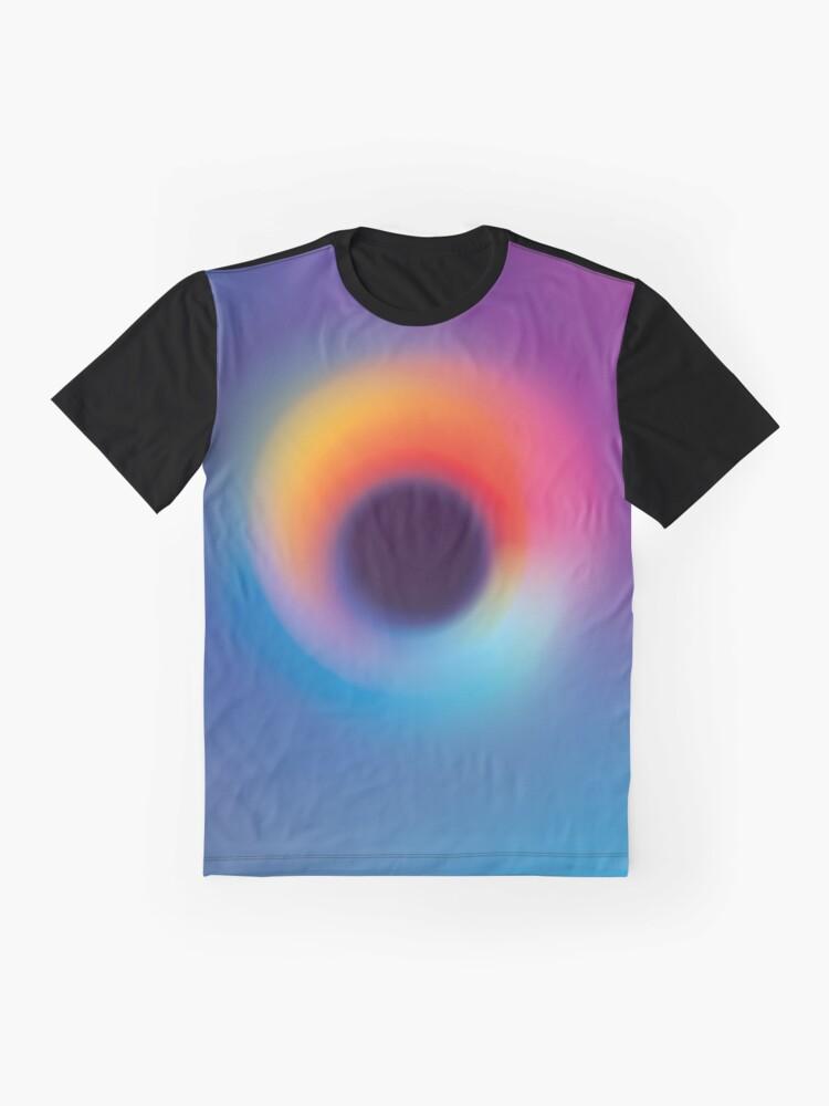 Alternate view of Eternal Night Graphic T-Shirt