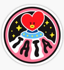 BTS BT21 TATA  Sticker