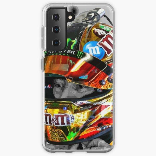 Kyle Busch Samsung Galaxy Soft Case