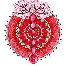 Energy mandala by AnitaShree