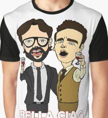 La casa de papel Graphic T-Shirt