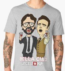 La casa de papel Men's Premium T-Shirt