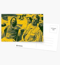 The Big Lebowski 1 Postcards