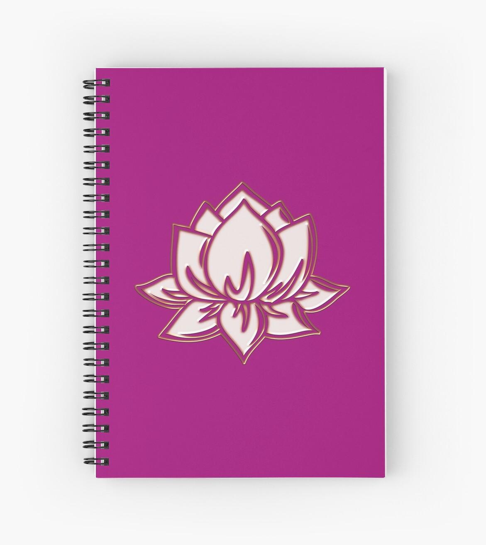 Lotus Flower Symbol Wisdom Enlightenment Buddhism Zen