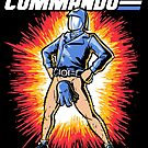 Cobra Commando by harebrained