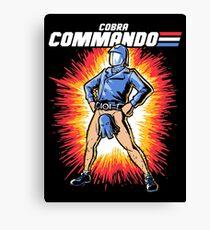 Cobra Commando Canvas Print