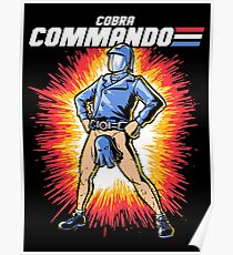 Cobra Commando Poster