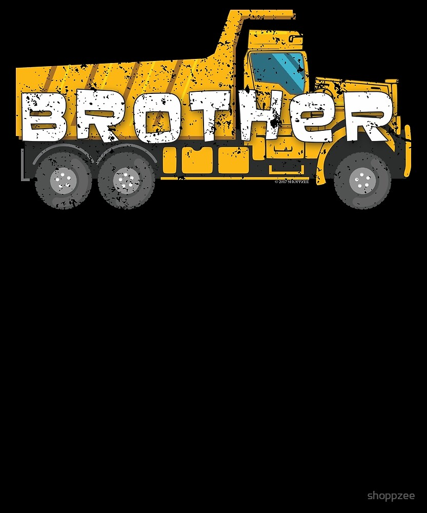 Best Brother Yellow Construction Trucks by shoppzee