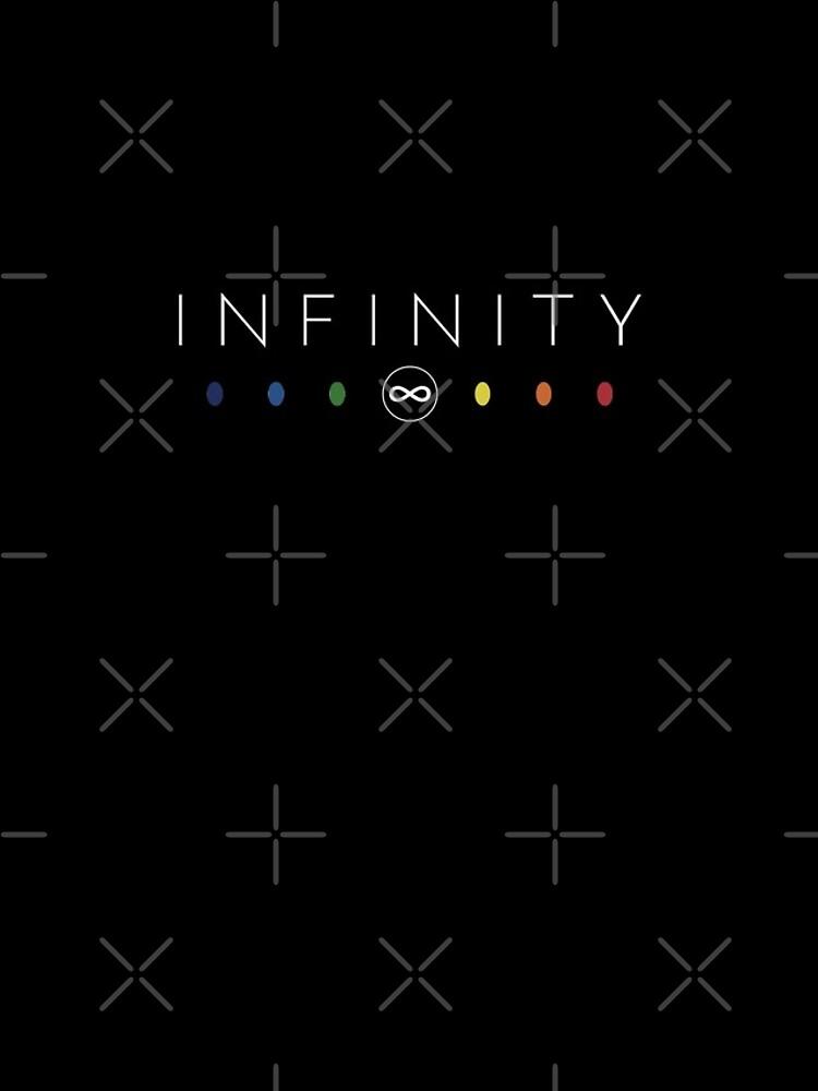 Infinity - Blanco limpio de garudoh
