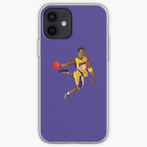 basketball kobe bryant iPhone Soft Case