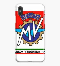MV AGUSTA iPhone XS Max Case