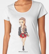 Champion Ronda Fighter Women's Premium T-Shirt